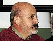 Sebastián Álvaro durante la presentación del Manifiesto por las Montañas de Aragón. - Foto: Archivo Desnivel