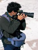 Todo lo que necesitas para iniciarte en la fotografía de montaña, en Desnivel.
