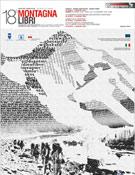 """Cartel de la 18ª edición de la Feria """"Montagnalibri"""", paralela al Festival de Cine de Trento.- Foto: mountainfilmfestival.trento.it"""