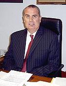 Alberto Contreras, Director General del Medio Natural en Aragón.