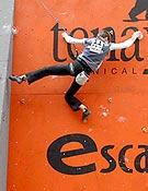 Esther Cruz comenzó el año como acabó el pasado, ganando. - Foto: fedme.es