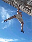Sin cuerda en Der Opportunist, 8b. <br>Foto: michaelmeisl.com