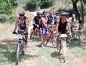 Las secciones de bicicleta de montaña (con un total de 100 km) serán fundamentales para marcar diferencias en Calatayud.- Foto: Raids Límite Rural