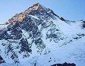 Vertiente sur del K2. - Foto: Exp. Magic Line 2004