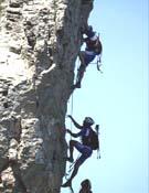 Las paredes verticales serán determinantes en esta prueba. - Foto: theraid.com