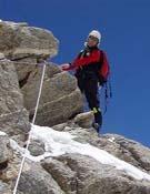 Carlos Soria ha ascendido el K2 con 65 años.- Foto: mounteverest.net