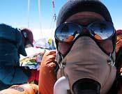 El oxígeno también ha estado presente en el K2 el año de su cincuentenario. Para Jordi, salvo uso medicinal, debería estar prohibido.