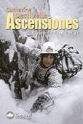 Portada de Ascensiones, autobiografía de Catherine Destivelle (Ediciones Desnivel).