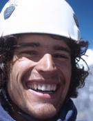 Xabier Ormazabal sonriente tras finalizar su aventura.- Foto: Xabier Ormazabal