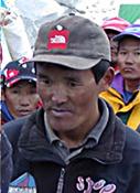 Lakpa, el sherpa rival de Pemba.<br>Foto: mounteverest.net