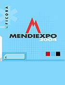 Cartel Oficial de la primera ediciónde Mendiexpo. - Foto: Ficoba
