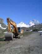 Las obras de la estación de Formigal continuarán su marcha. - Foto: Plataforma en Defensa de las Montañas