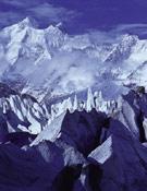 Vista panorámica del Himalaya.- Foto: Fundación Montañeros para el Himalaya