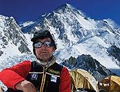 Carlos Soria y el K2... - Foto: avistamultimedia.com
