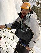 Dominique Julien, pionero del glaciarismo euripeo, recibió el homenaje del GAME en Gavarnie. ~ desnivelpress.com