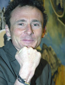 Jean Christophe Lafaille en la Librería.~ desnivelpress.com