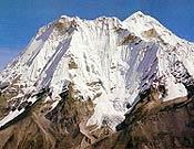 Menlungtse (7.181 m), Tíbet (China). - Foto: risk.ru