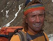 Iñaki Ochoa, durante su expedición al K2 en 2004.- Foto: desnivelpress.com