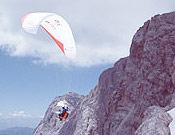 Imagen del Red Bull X-Alps 2003.Foto: redbullxalps.com