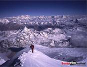 Imagen de Gure Himalaya, de Alberto Iñurrategi, exhibida en el Festival.- Foto: Trento Film Festival