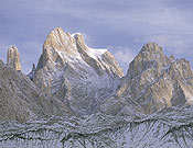 Una vista de la cordillera del Himalaya.- Foto: desnivelpress.com