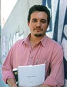 El escritor David Torres.- Foto: desnivelpress.com