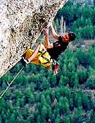 Erik López en Moloko Mix, 8b de Cuenca. Foto: Col. Erik López