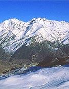 Pistas de la estación de Formigal, en el centro del Pirineo Aragonés. ~ desnivelpress.com