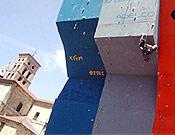 Una imagen del muro de la compe de León.~ desnivelpress.com