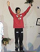 Patxi Usobiaga, medalla de oro en los International World Games 2005. <br> worldgames2005.de