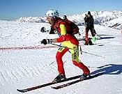 Kilian en la estación de Gran Valira, donde se proclamó Campeón de Europa 2005 en la categoría de cadete.Foto: fedme.es