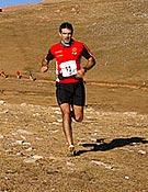 El madrileño Fernando García se apuntó la Copa de España 2005 de Carreras de Montaña en la Cursa de La Molina. - Foto: fedme.es