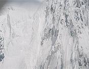 La pared del Rupal, en el Nanga, por donde ascendieron Reinhold y Günter.<br>Foto: humar.com