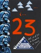 Cartel del XXIII Festival Internacional de Cine de Montaña de Torelló torellomountainfilm.com