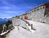 El Museo entre las Nubes, ubicado en la cima del Monte Rite, dedicado a la escalada en roca y la fascinante cordillera dolomítica. - Foto: museonellenuvale.it