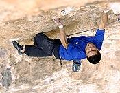 Yuji Hirayama en Chikara, 8b+ del bovedón de Gandía. - Foto: densivelpress.com