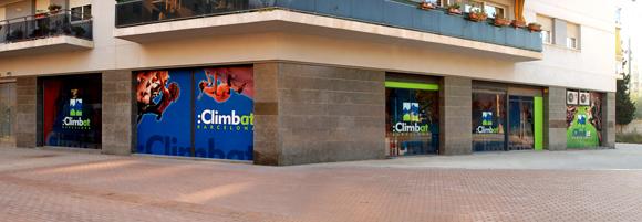 Climbat abre sus puertas desnivel - Libreria desnivel barcelona ...