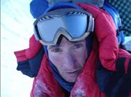 Una de las últimas imágenes de Jean Christophe: autorretrato durante su intento invernal al Makalu. - Foto: jclafaille.com