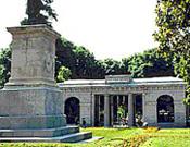 Fachada del Real Jardín Botánico.