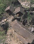 Un poblado de Nepal.- Foto: Darío Rodríguez