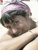 Miriam García, desaparecía en 1990 tras ser sepultada por una avalancha.- Foto: Darío Rodríguez