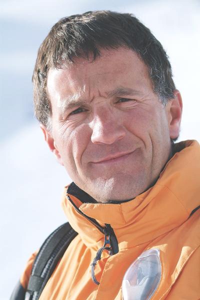 Javier Garrido, nuevo presidente de la AEGM.<br>Foto: José L Javier Garrido ... - javiergarrido1