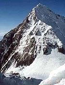 Imágen de la cara oeste del Everest.- Foto: russianclimb.com
