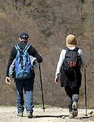 El Camino del Ebro se convertirá en un importante lugar para el excursionismo.- Foto: Darío Rodríguez