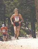 Algunos correderos en el Maratón Alpino Madrileño en 2005.- Foto: Sergio Prieto