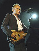 Concierto sorpresa de Sting en Las Vegas.- Foto: sting.com