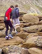 El I Kosta Trail recorrerá los acantilados y playas vizcaínas.- Foto: kostatrail.com