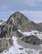 Los Picos de Europa, donde se construirá la estación.- Foto: desnivelpress