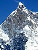 Vista del Masherbrum (7821 m).  - Foto: mountain.ru