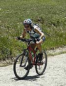 Prueba de mountain bike del III WIAR 2005 celebrado en Berguedá (Barcelona). - Foto: Darío Rodríguez / Desnivel.com